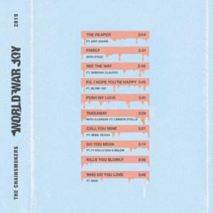 Chainsmokers - Takeaway ft. Lennon Stella